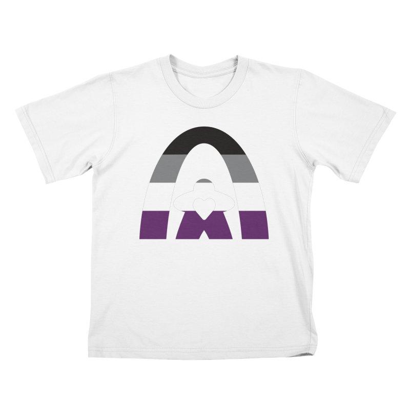 Geekway Aces Kids T-Shirt by Geekway's Artist Shop