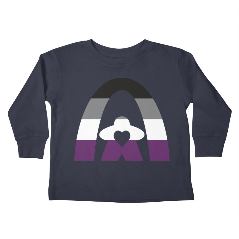 Geekway Aces Kids Toddler Longsleeve T-Shirt by Geekway's Artist Shop