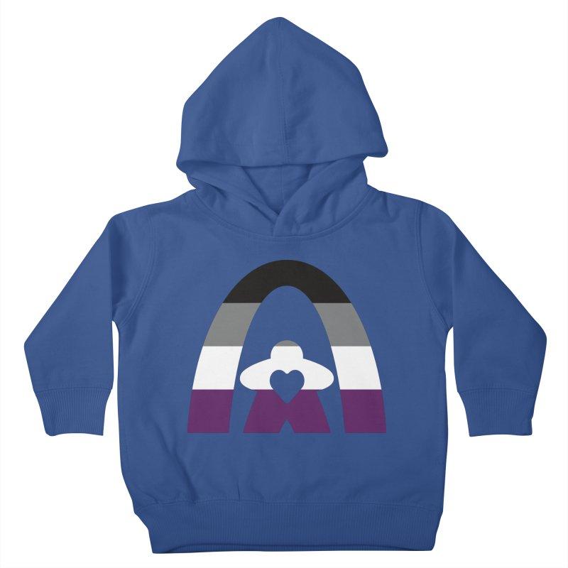 Geekway Aces Kids Toddler Pullover Hoody by Geekway's Artist Shop