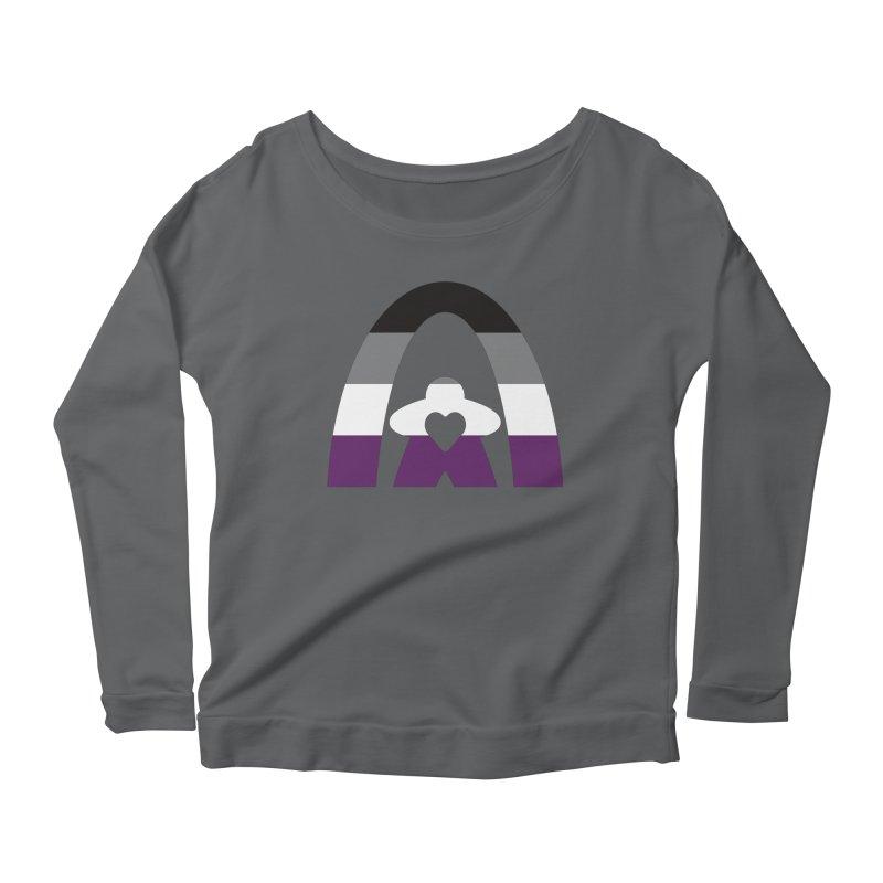 Geekway Aces Women's Scoop Neck Longsleeve T-Shirt by Geekway's Artist Shop