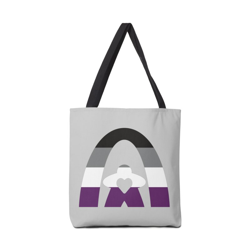Geekway Aces Accessories Tote Bag Bag by Geekway's Artist Shop