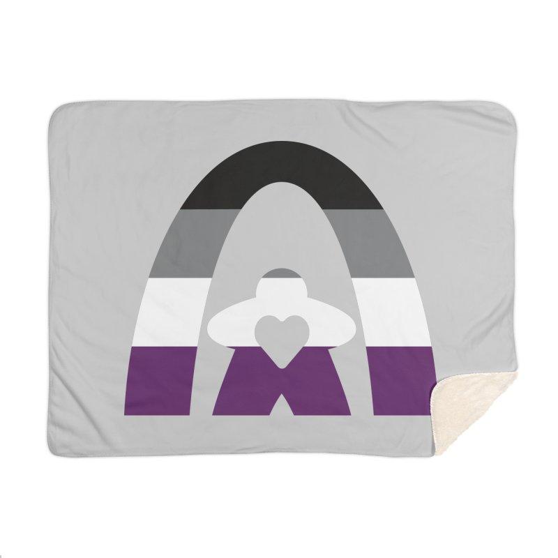 Geekway Aces Home Blanket by Geekway's Artist Shop