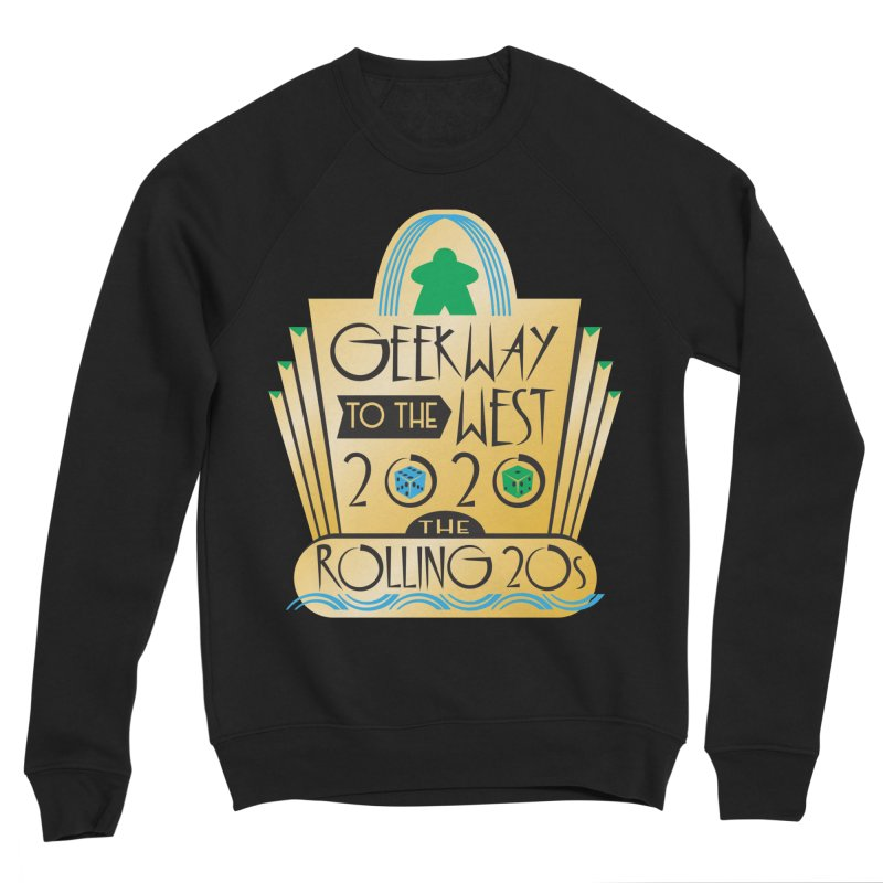 Geekway to the West 2020 theme shirt Women's Sweatshirt by Geekway's Artist Shop