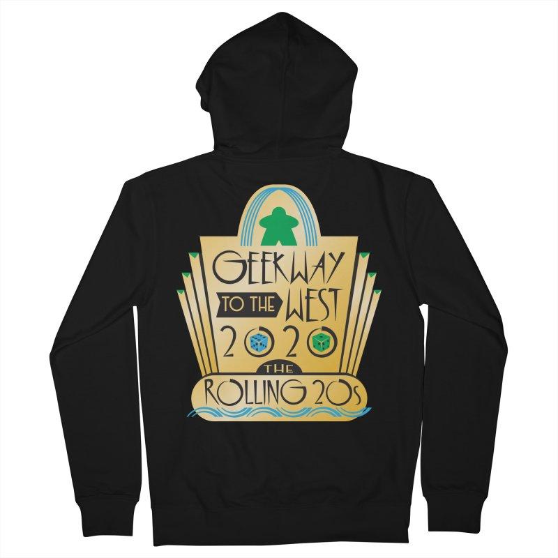 Geekway to the West 2020 theme shirt Women's Zip-Up Hoody by Geekway's Artist Shop