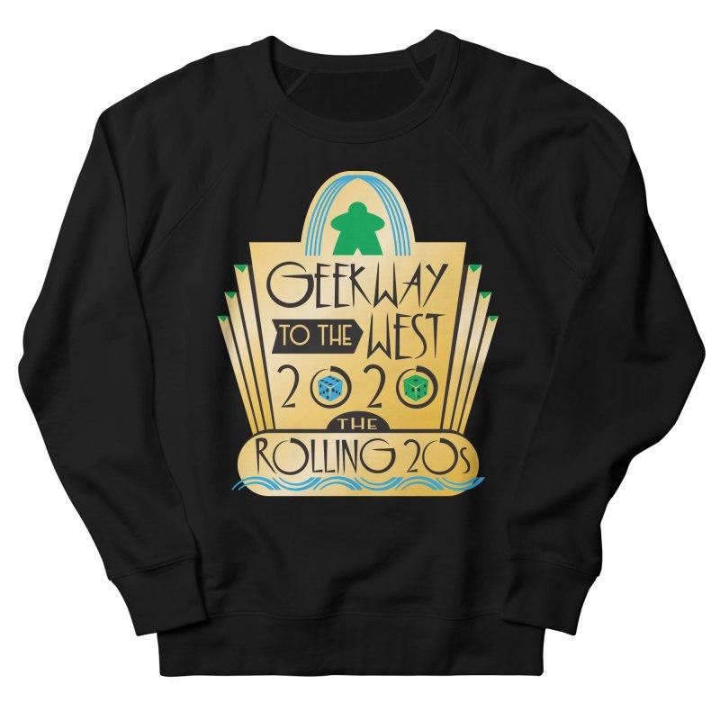 Geekway to the West 2020 theme shirt Men's Sweatshirt by Geekway's Artist Shop