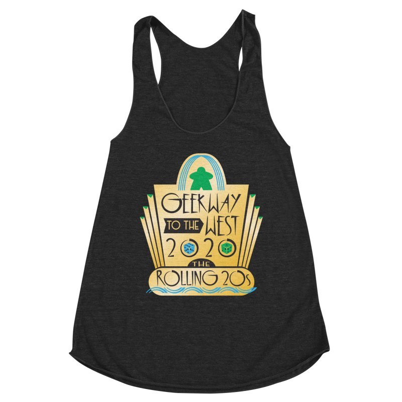 Geekway to the West 2020 theme shirt Women's Tank by Geekway's Artist Shop