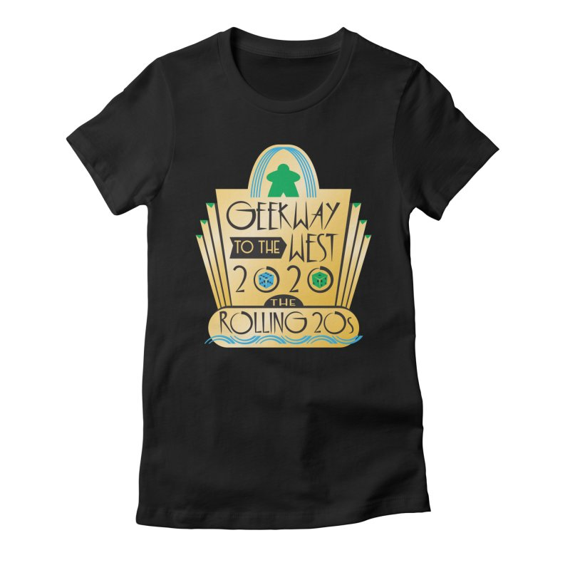 Geekway to the West 2020 theme shirt Women's T-Shirt by Geekway's Artist Shop
