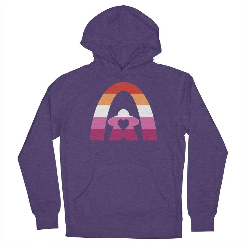 Geekway Lesbian pride shirt Women's Pullover Hoody by Geekway's Artist Shop