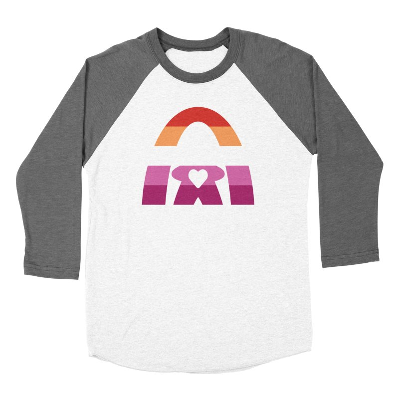 Geekway Lesbian pride shirt Women's Longsleeve T-Shirt by Geekway's Artist Shop