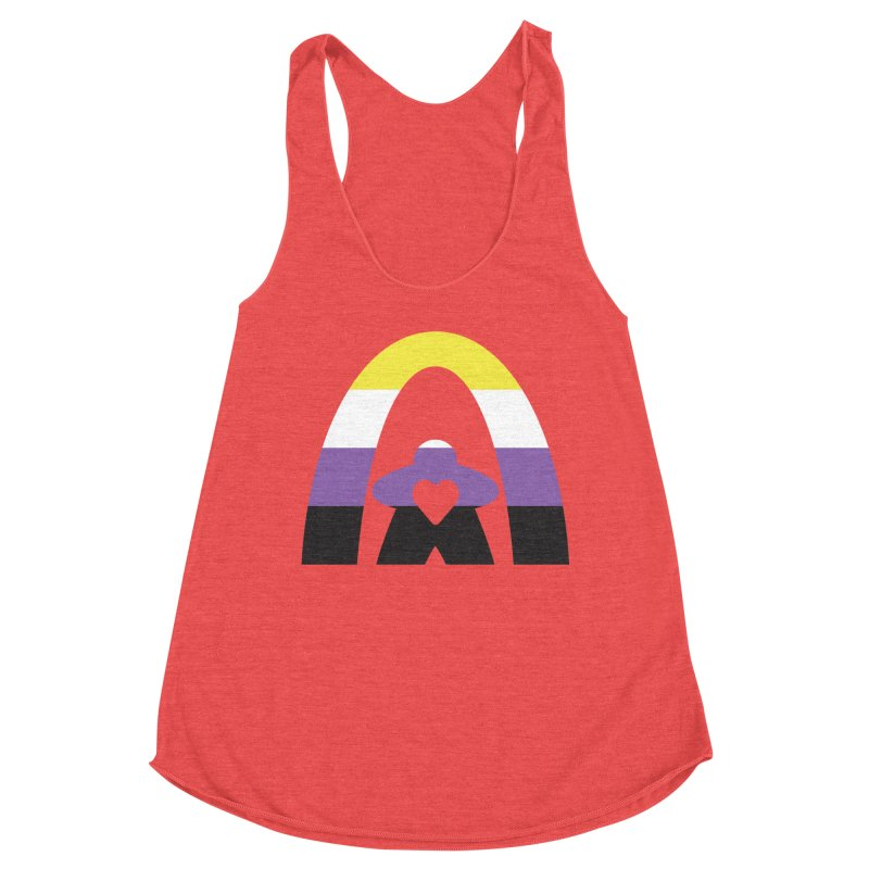 Geekway Pride Non Binary Shirt Women's Tank by Geekway's Artist Shop