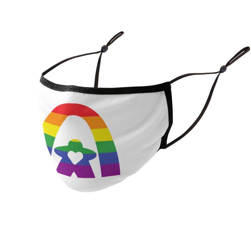 Geekway Pride Accessories Face Mask by Geekway's Artist Shop