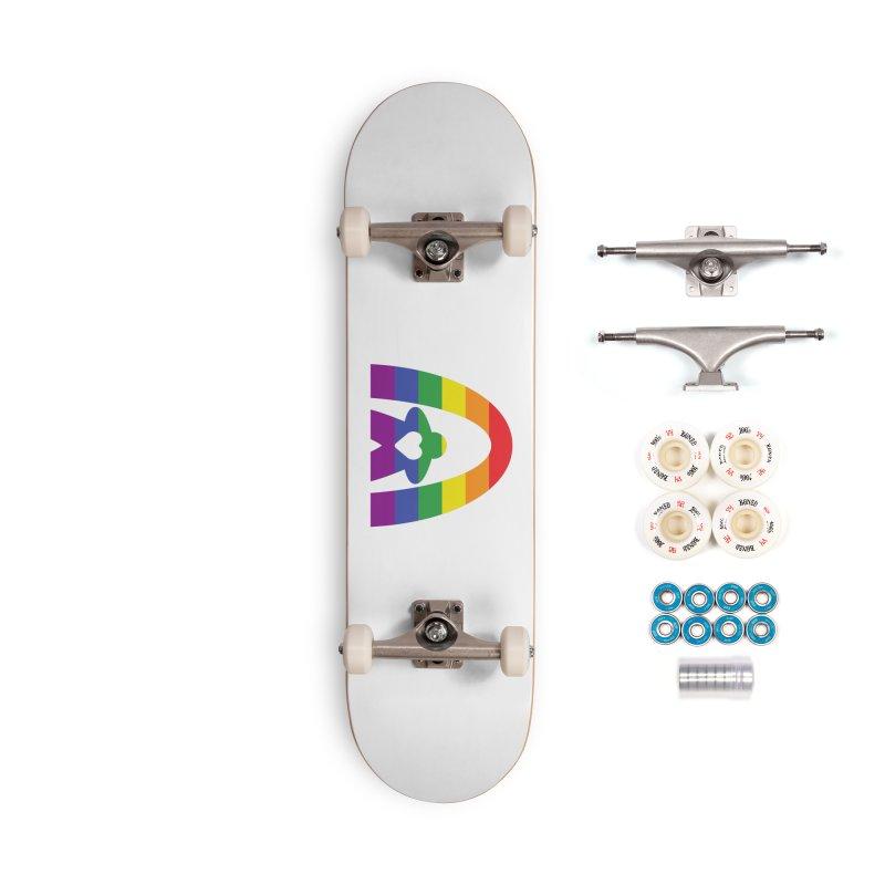 Geekway Pride Accessories Complete - Premium Skateboard by Geekway's Artist Shop