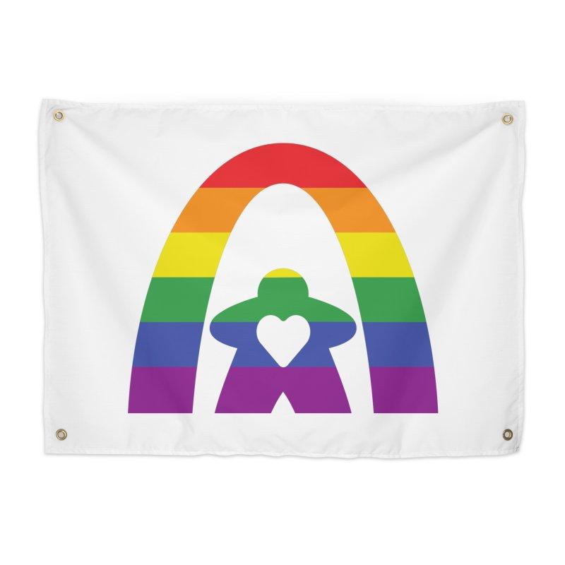 Geekway Pride Home Tapestry by Geekway's Artist Shop