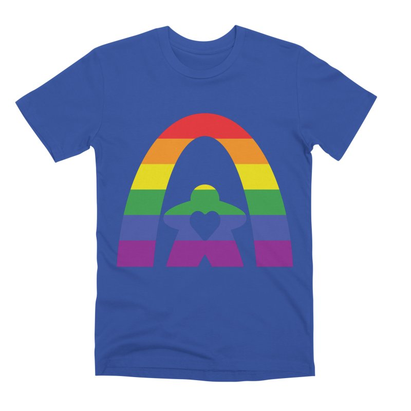 Geekway Pride Men's Premium T-Shirt by Geekway's Artist Shop