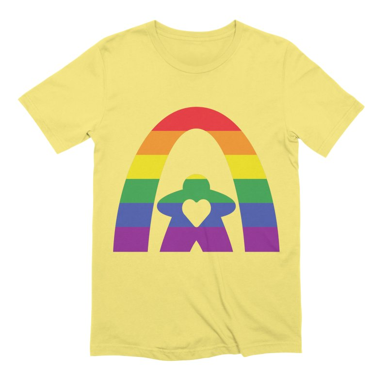 Geekway Pride Men's Extra Soft T-Shirt by Geekway's Artist Shop