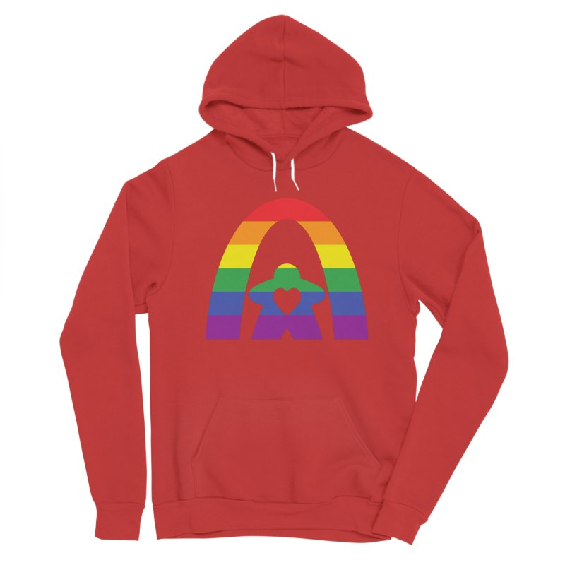 Geekway Pride Men's Pullover Hoody by Geekway's Artist Shop