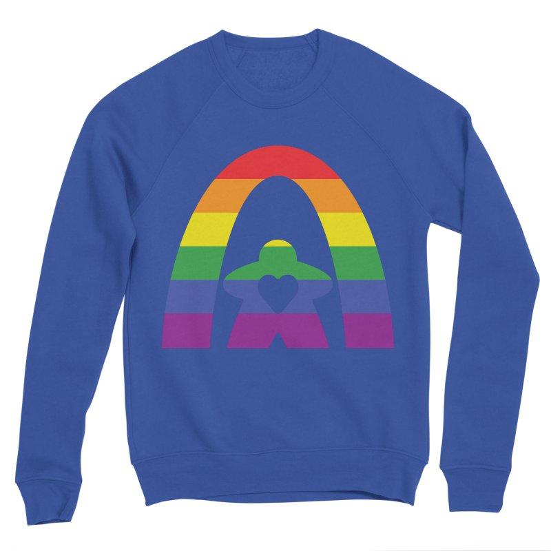 Geekway Pride Men's Sponge Fleece Sweatshirt by Geekway's Artist Shop