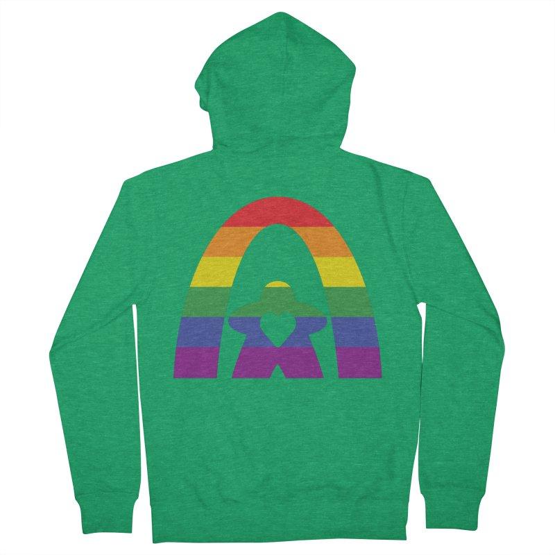 Geekway Pride Men's Zip-Up Hoody by Geekway's Artist Shop
