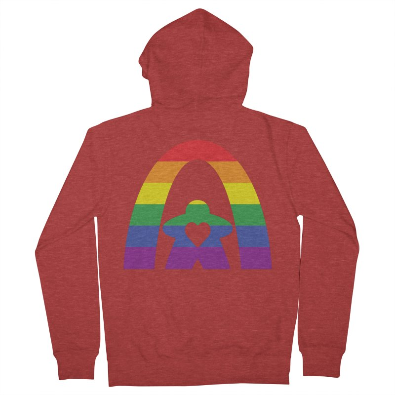 Geekway Pride Men's Zip-Up Hoody by Geekway's Artist Shop
