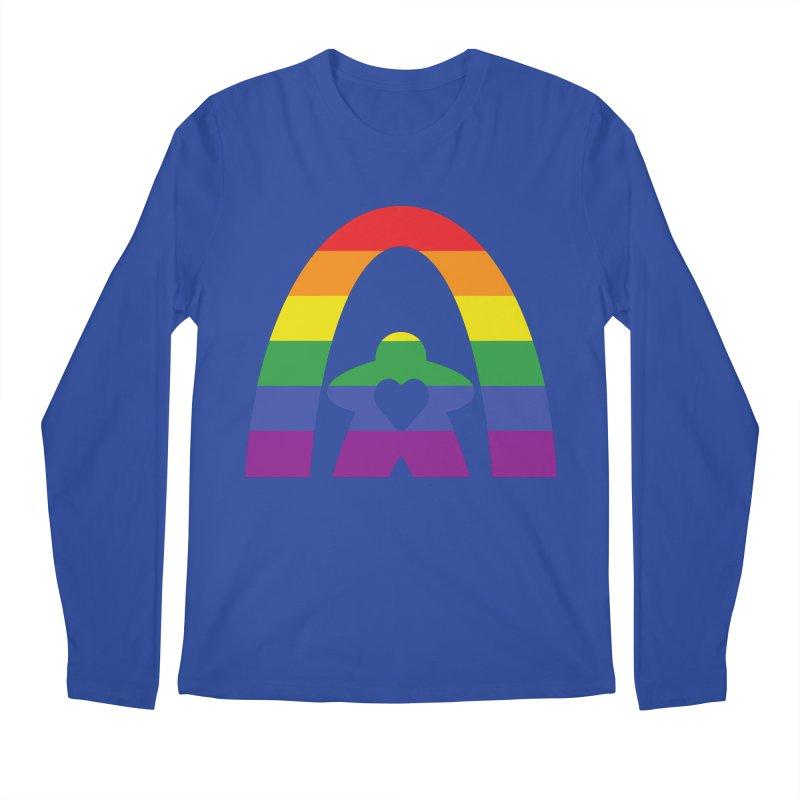 Geekway Pride Men's Regular Longsleeve T-Shirt by Geekway's Artist Shop