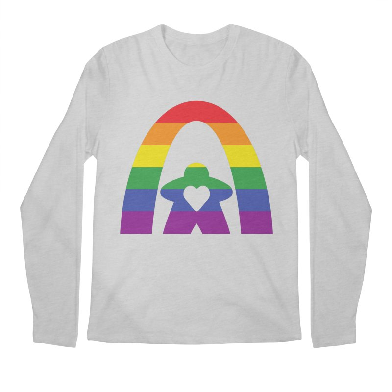 Geekway Pride Men's Regular Longsleeve T-Shirt by Geekway's Artist Shop