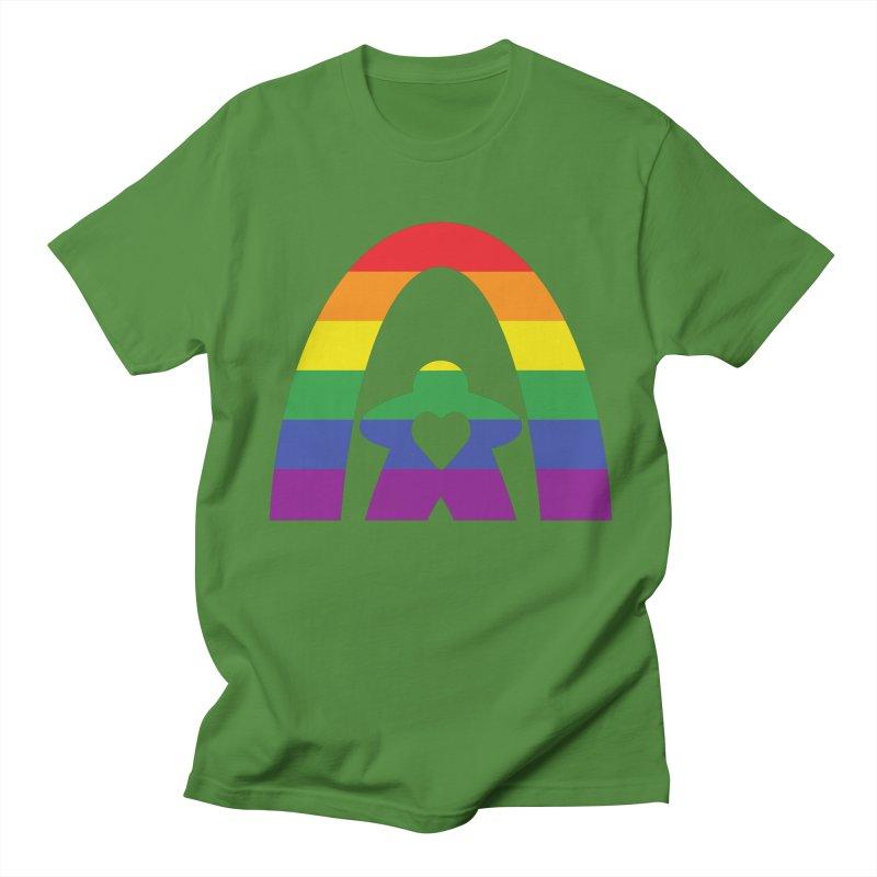 Geekway Pride Men's Regular T-Shirt by Geekway's Artist Shop