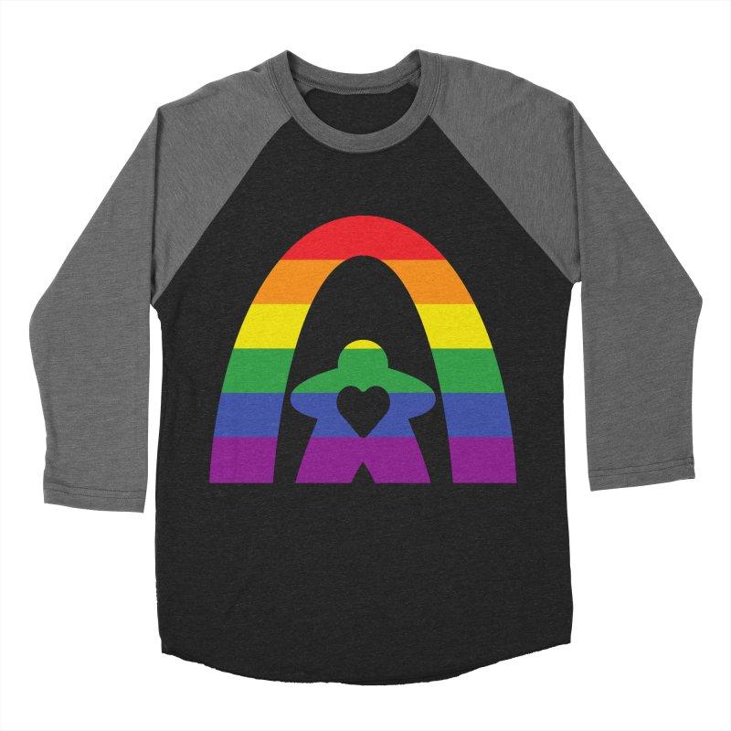 Geekway Pride Women's Baseball Triblend Longsleeve T-Shirt by Geekway's Artist Shop