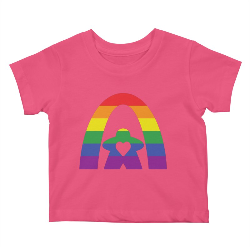 Geekway Pride Kids Baby T-Shirt by Geekway's Artist Shop