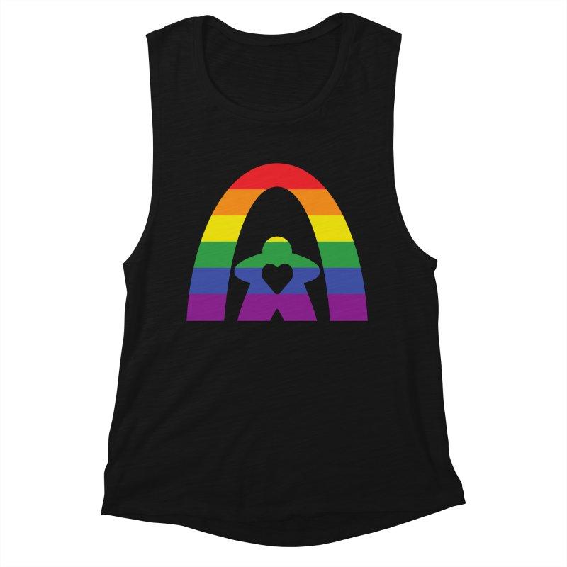 Geekway Pride Women's Muscle Tank by Geekway's Artist Shop