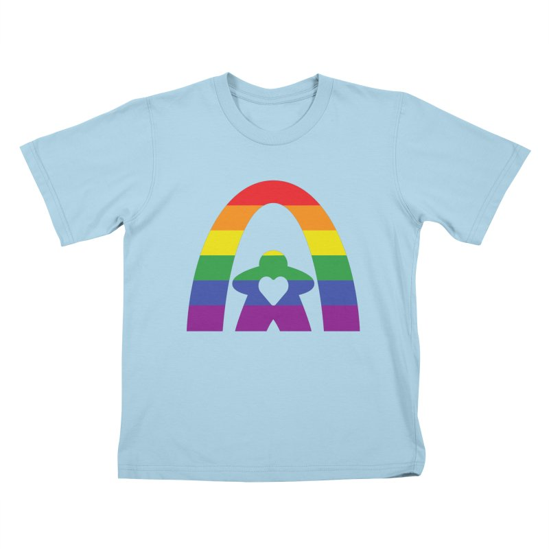 Geekway Pride Kids T-Shirt by Geekway's Artist Shop