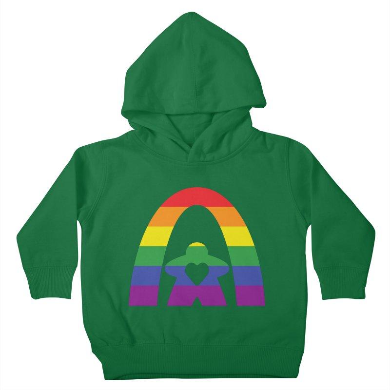 Geekway Pride Kids Toddler Pullover Hoody by Geekway's Artist Shop