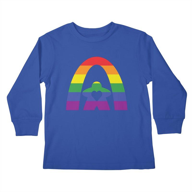 Geekway Pride Kids Longsleeve T-Shirt by Geekway's Artist Shop