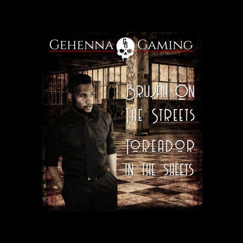 Brujah on the streets, Toreador in the sheets Men's T-Shirt by The Gehenna Gaming Shop