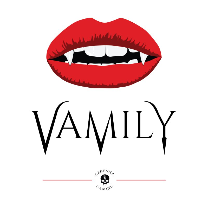 Vamily Accessories Sticker by The Gehenna Gaming Shop