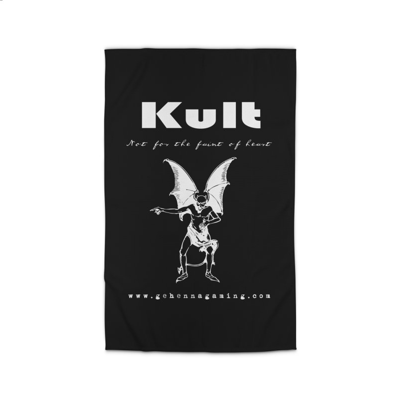 Kult: Not for the weak of heart (Goth Edition) Home Rug by The Gehenna Gaming Shop
