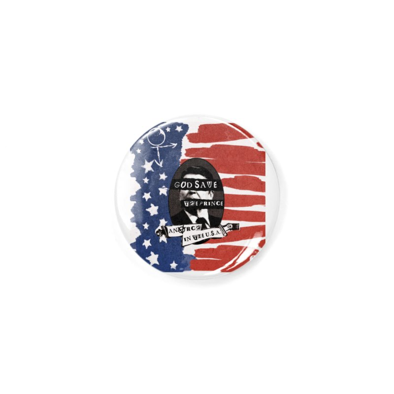 Anarch in the U.S.A. Accessories Button by The Gehenna Gaming Shop