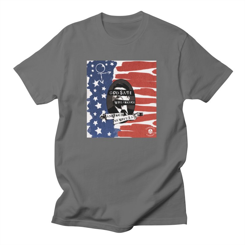 Anarch in the U.S.A. Men's T-Shirt by The Gehenna Gaming Shop