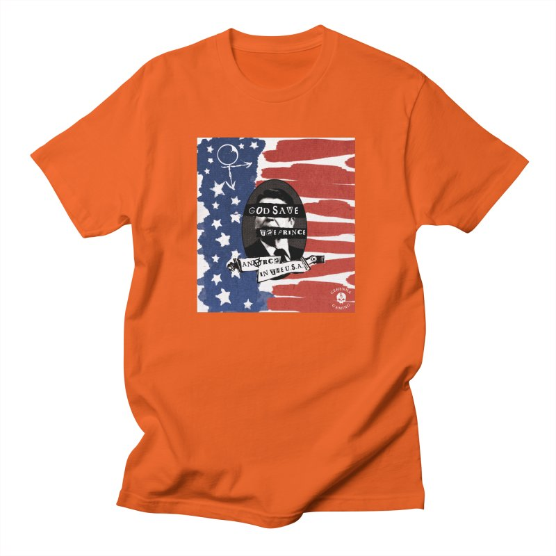 Anarch in the U.S.A. Women's Regular Unisex T-Shirt by The Gehenna Gaming Shop