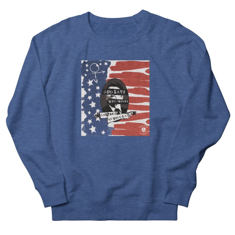 Anarch in the U.S.A. Men's Sweatshirt by The Gehenna Gaming Shop
