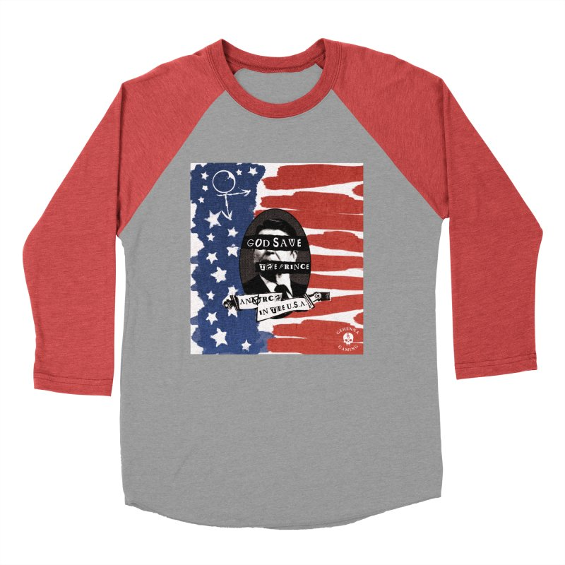 Anarch in the U.S.A. Men's Longsleeve T-Shirt by The Gehenna Gaming Shop