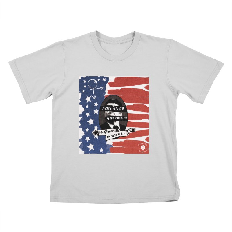 Anarch in the U.S.A. Kids T-Shirt by The Gehenna Gaming Shop