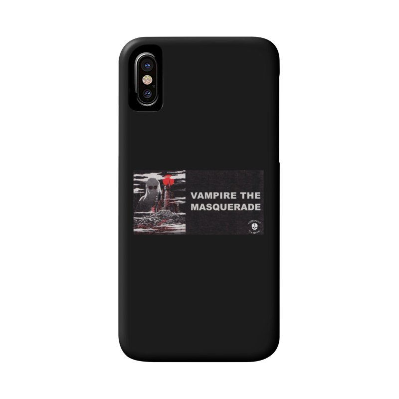 Religious Propaganda: Vampire the Masquerade (parody) Accessories Phone Case by GehennaGaming's Artist Shop