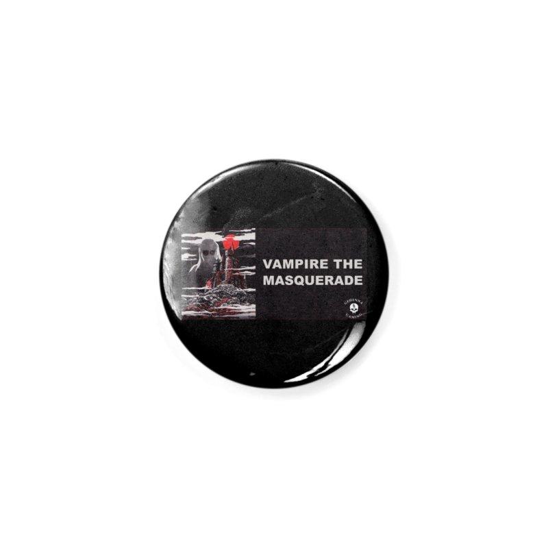 Religious Propaganda: Vampire the Masquerade (parody) Accessories Button by GehennaGaming's Artist Shop