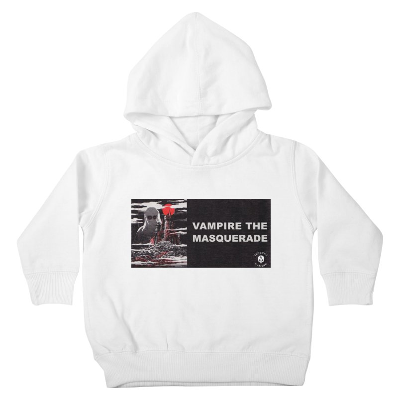 Religious Propaganda: Vampire the Masquerade (parody) Kids Toddler Pullover Hoody by GehennaGaming's Artist Shop