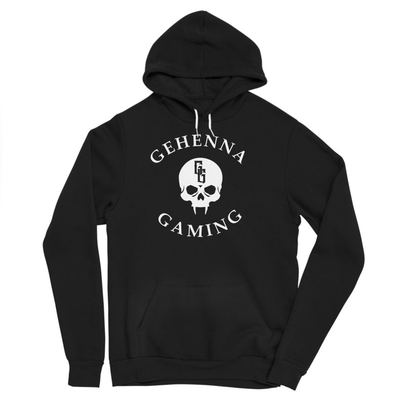 Gehenna Gaming (Goth Version) Women's Sponge Fleece Pullover Hoody by The Gehenna Gaming Shop