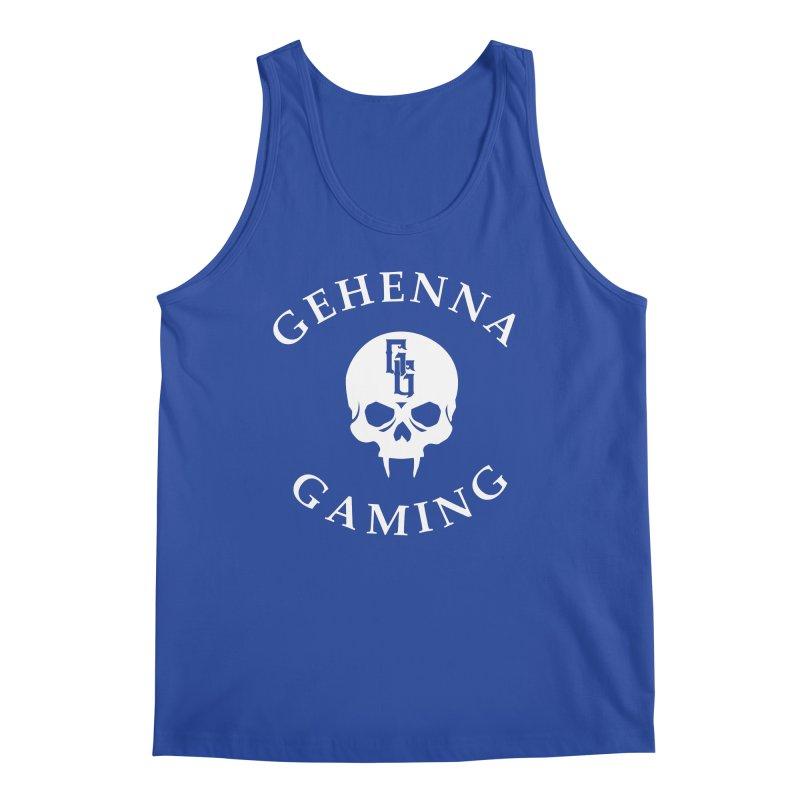 Gehenna Gaming (Goth Version) Men's Regular Tank by The Gehenna Gaming Shop