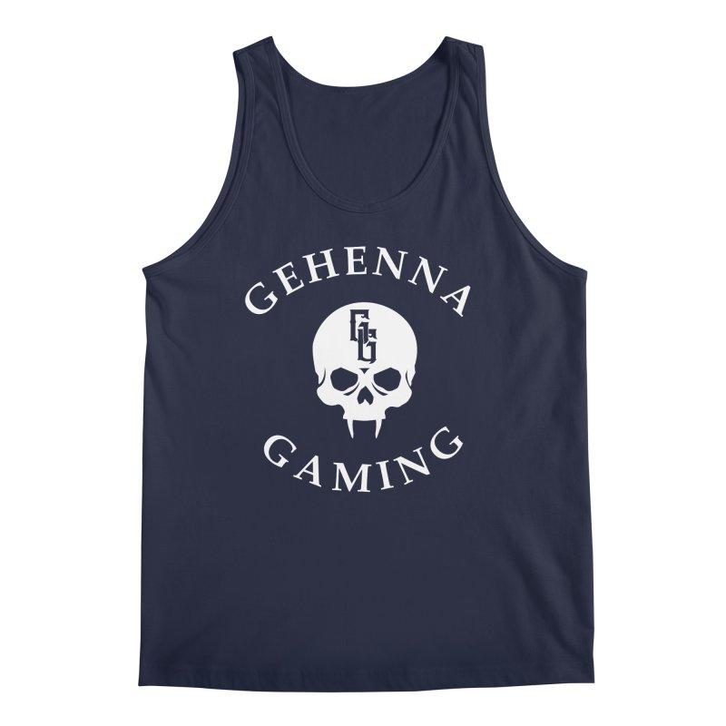 Gehenna Gaming (Goth Version) Men's Regular Tank by GehennaGaming's Artist Shop