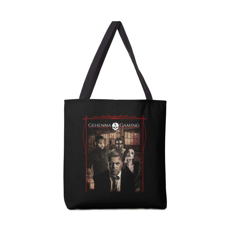 Gehenna Gaming: The Coterie Accessories Tote Bag Bag by GehennaGaming's Artist Shop