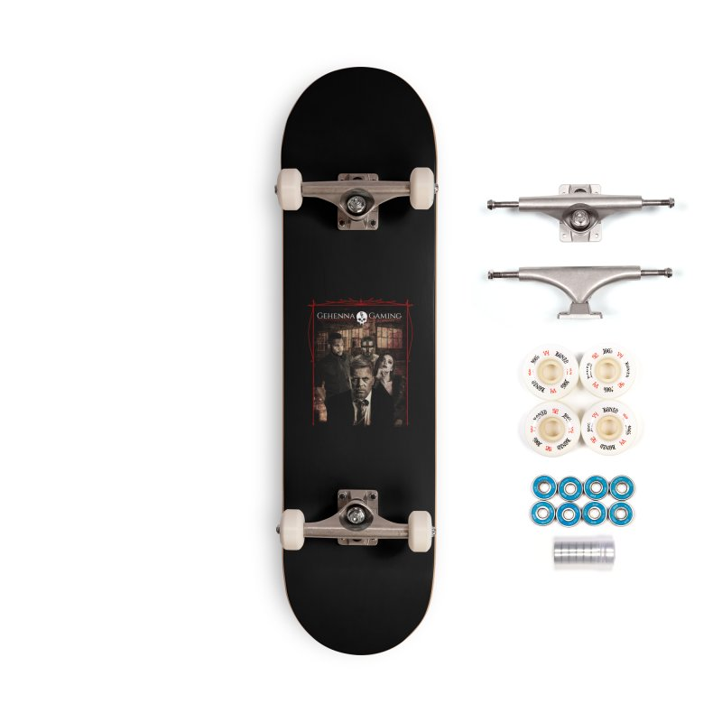 Gehenna Gaming: The Coterie Accessories Complete - Premium Skateboard by The Gehenna Gaming Shop