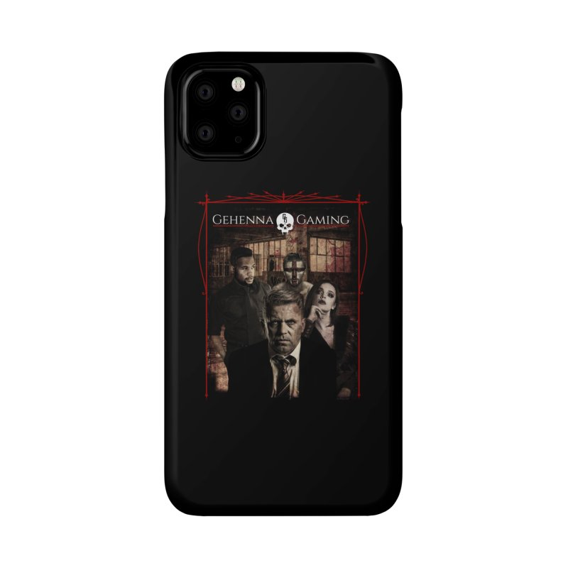 Gehenna Gaming: The Coterie Accessories Phone Case by The Gehenna Gaming Shop